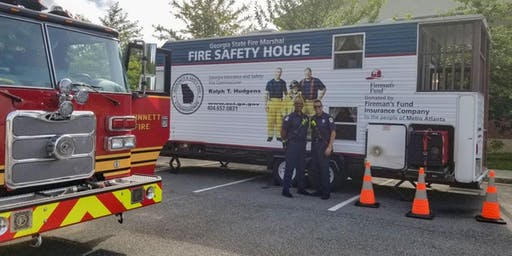 Mobile Fire Safety House
