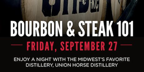 Bourbon & Steak 101 tickets