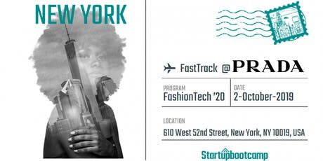 FashionTech FastTrack - New York tickets