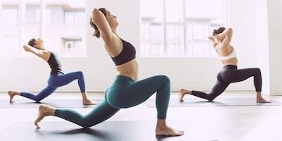 Trouvez votre centre : les séries Yoga chez CF Carrefour Laval x lululemon