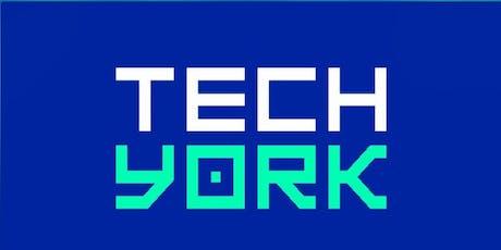 Tech York tickets