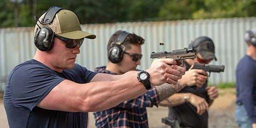 Handgun-1 for Law Enforcement
