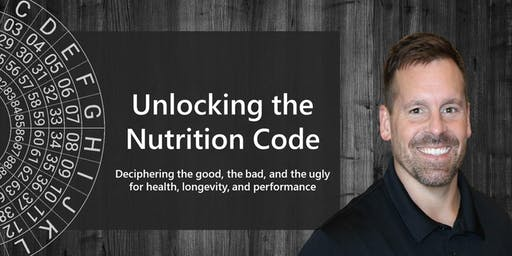 Unlocking the Nutrition Code
