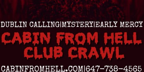 Halloween Party Crawl Toronto tickets