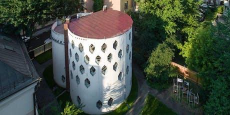 Melnikov House: Saving an Avant-Garde Icon tickets