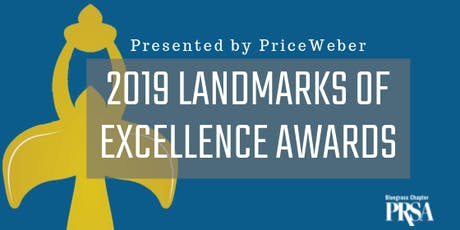 2019 Landmarks of Excellence Awards Gala tickets