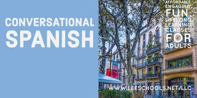 Conversational Spanish for Beginners @ Cape Coral High School 10/3-11/14