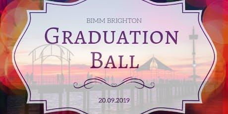 BIMM Brighton Graduation Ball 2019 tickets