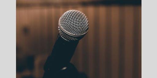 """Confidence-Workshop für Frauen """"Stimme - Auftritt – Rhetorik"""""""