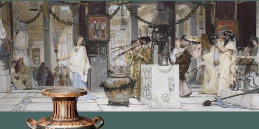 Lawrence Alma-Tadema en de Klassiek Oudheid