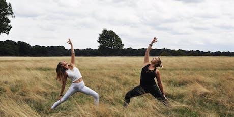 Glastonbury Autumn Leaves Yoga Retreat tickets