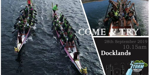 We are recruiting for Dragon Boat Racing!