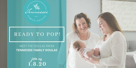 READY to POP!- Meet The Doulas tickets