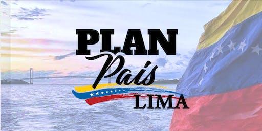 Plan País Venezuela - Edición Comunidad en Perú