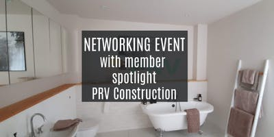 BREAKFAST BUSINESS NETWORKING EVENT | NORTHAMPTON | WITH PRV CONSTUCTION