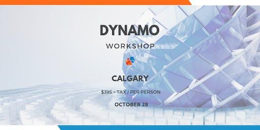 Dynamo Workshop - Calgary