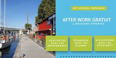 After work IFP SCHOOL 26 septembre 2019 billets