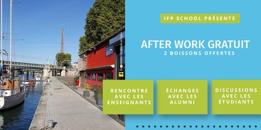 After work IFP SCHOOL 26 septembre 2019