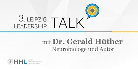 3. Leipzig Leadership Talk - Was wir sein können: Führen in Gemeinschaft tickets