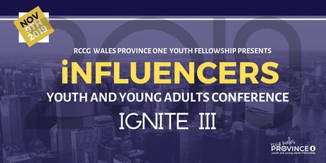 IGNITE III: INFLUENCERS tickets