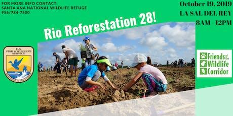 Rio Reforestation 28! tickets