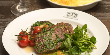 Steak: Cuts and Cooking Wine Wednesday in the Kitchen tickets