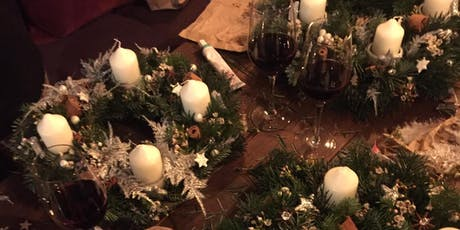Advent Wreaths in the Gin House at The Black Lion tickets