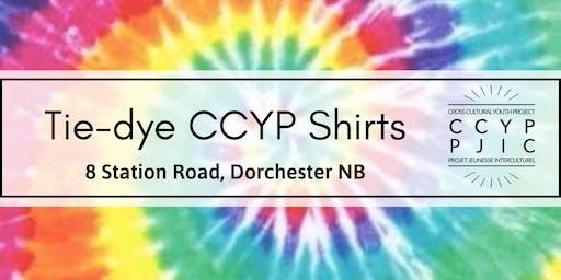 Tie-dye CCYP Shirts