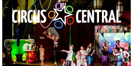 Circus Central Open Day tickets