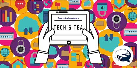 Tech & Tea tickets
