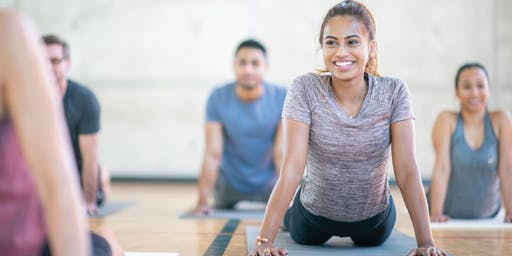 FREE Introduction to Yoga for all medical professionals.