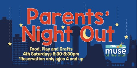 Parents' Night Out September 2019 tickets