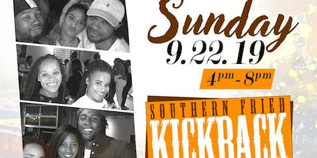 Southern Fried Kickback Day Party: September Edition @Recess tickets