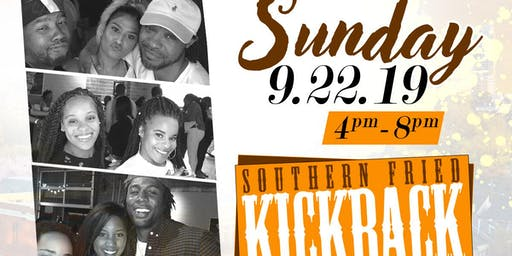 Southern Fried Kickback Day Party: September Edition @Recess