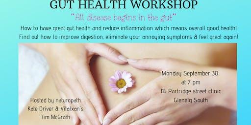 Gut Health workshop - free talk