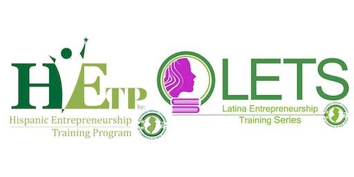 HETP & LETS Program 2020 - Information Session