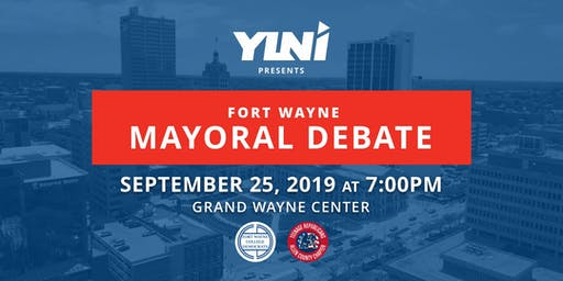 Fort Wayne Mayoral Debate: Tom Henry v. Tim Smith