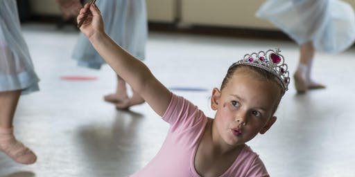Cinderella Children's Repertoire Workshop (Birmingham 2019)