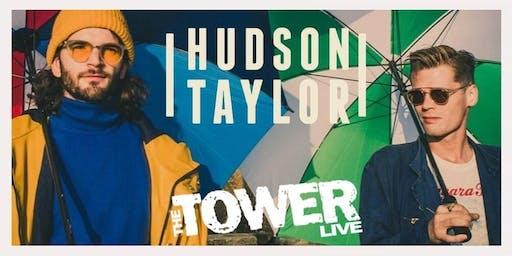 HUDSON TAYLOR // Freshers Week // Thursday Night