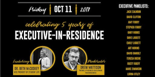 Student Life and Executive-in-Residence Panel Discussion