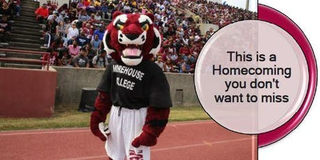 2019 Morehouse College National Alumni Association - Homecoming Weekend tickets
