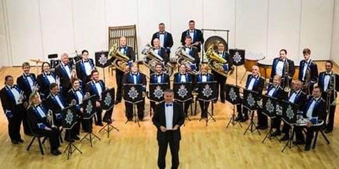 Cheshire Constabulary Band at Norton Priory 2019