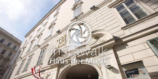 instawalk - Haus der Musik