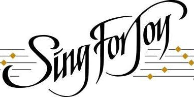 Sing for Joy 3