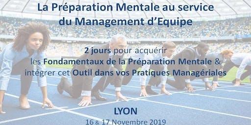 La Préparation Mentale au service de votre Management d'Equipe ... comme Opportunité de Croissance !