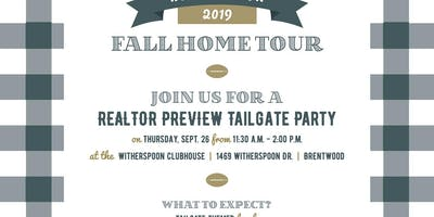 Realtor Preview Tailgate Lunch