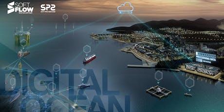 Sail in the Digital Ocean tickets