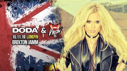 Doda / Virgin - London tickets