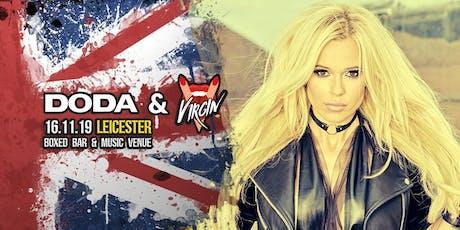Doda / Virgin - Leicester tickets