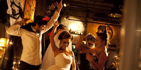 Halloween Singles Party 2019!, Ages 21-39 years | CitySwoon tickets